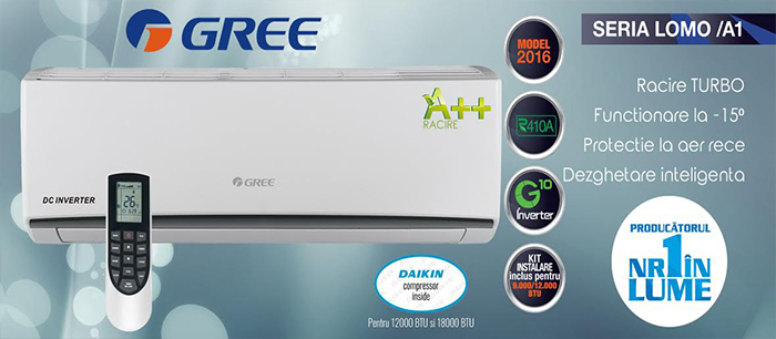 Aer conditionat Gree