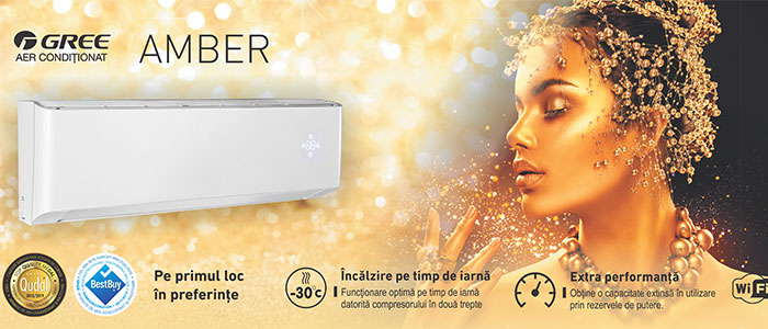 Aer conditionat Gree Amber