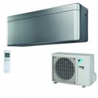 Aparat_de_aer_conditionat_Daikin_Stylish_Bluevolution_FTXA35AS_RXA35A_Inverter_12000_BTU_Silver