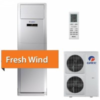 alt produsAer conditionat coloana Gree Fresh Wind GVH48AH-M3DNA5A 42000 BTU