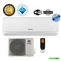 poza 1 Aer conditionat Gree Bora A2 White GWH09AAB-K6DNA2A, 9000 BTU, Racire A++/ Incalzire A+, Wi-Fi Intelligent Control, R32, Kit de instalare inclus